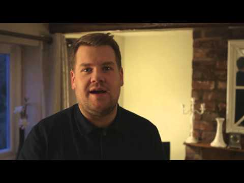 Andrew Curphey Theatre Company - 5th Anniversary - James Corden message