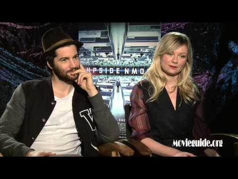 UPSIDE DOWN Interviews - Jim Sturgess and Kirsten Dunst ...