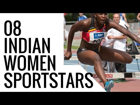 8 Indian Sports Women Stars | The forgotten Sportswomen of India | DailyAt8