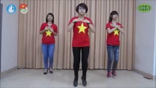 Việt Nam Ơi dân vũ mirror dance