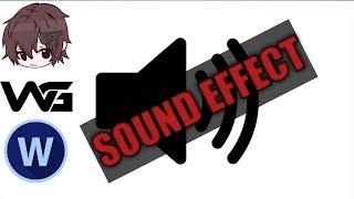 Download lagu SOUND EFFECT YANG SERING DIPAKAI Milyhya, WielinoXD, WesGamers