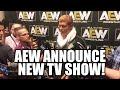 AEW Announce Brand Split!