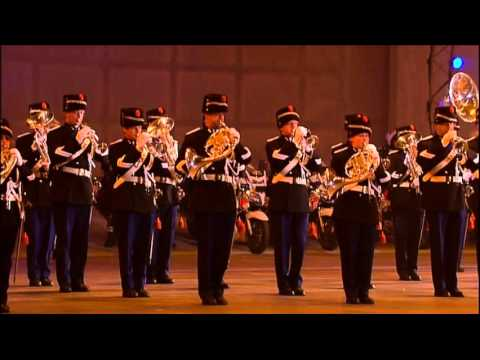Netherlands Military Tattoo 2009 Rotterdam - Total Performance