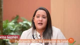 Leon Center. Interview with Norma Guzmán.