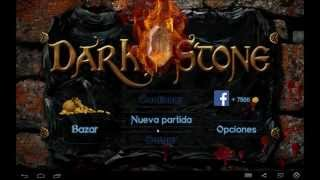 Darkstone G android game first look gameplay español