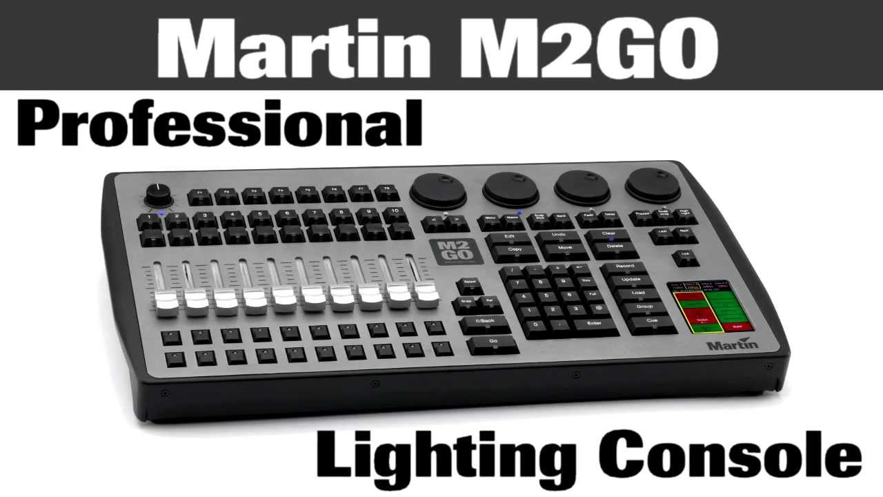martin m2go user manual