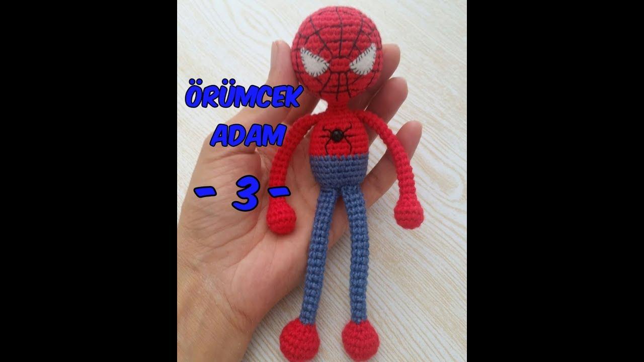 Örümcek Adam (Gövde) Spiderman (Body)