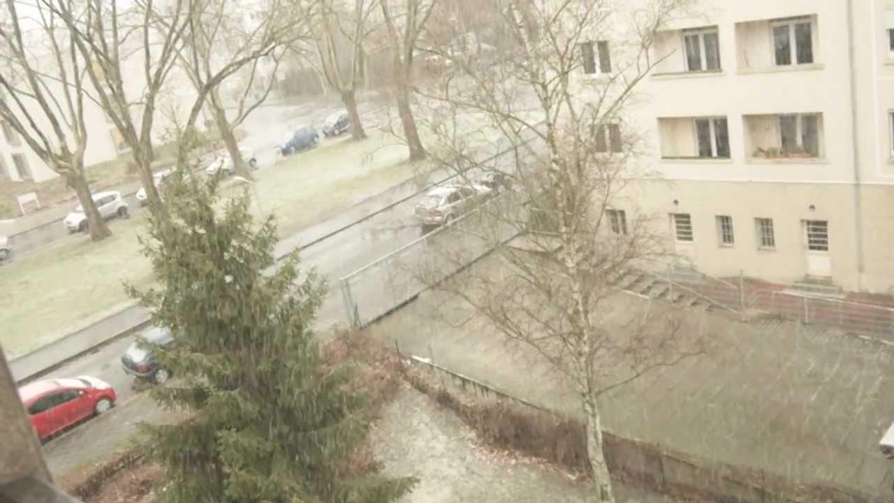 Unwetter Mannheim