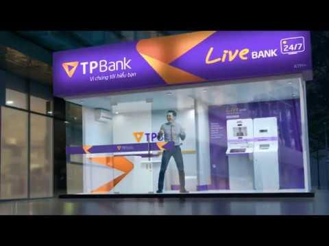 TPBank LiveBank- Sẵn Sàng Phục Vụ Bạn 24/7 (South Voice)