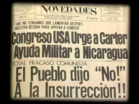 Revolución Sandinista en Nicaragua (FNLS)