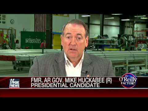 Mike Huckabee on the state of his campaign