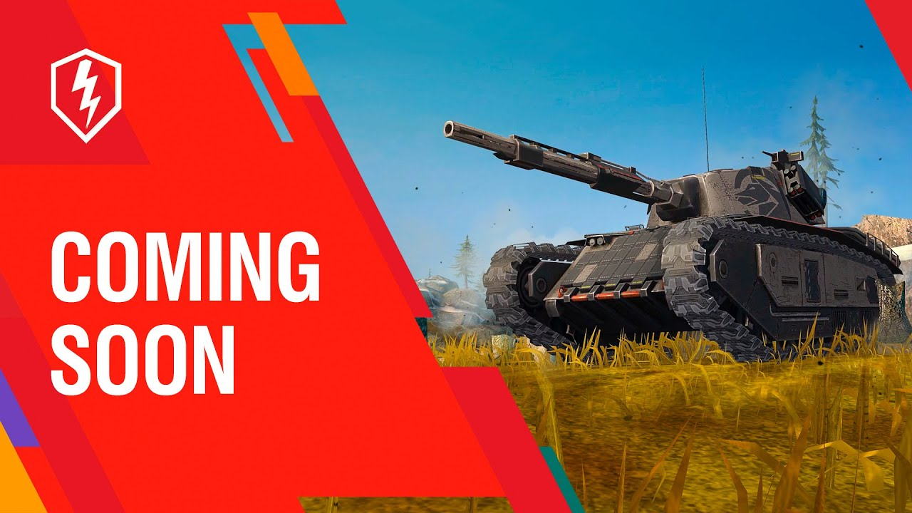 WoT Blitz. New Tanks, Rewards, and Lots of Fun! Coming Soon
