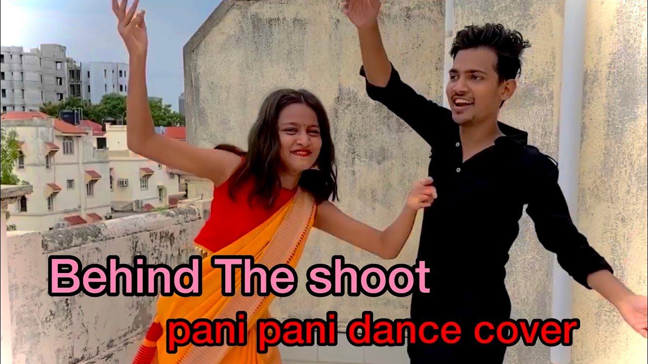 Behind the shoot of PAANI PAANI dance cover    Aman Dancer Real
