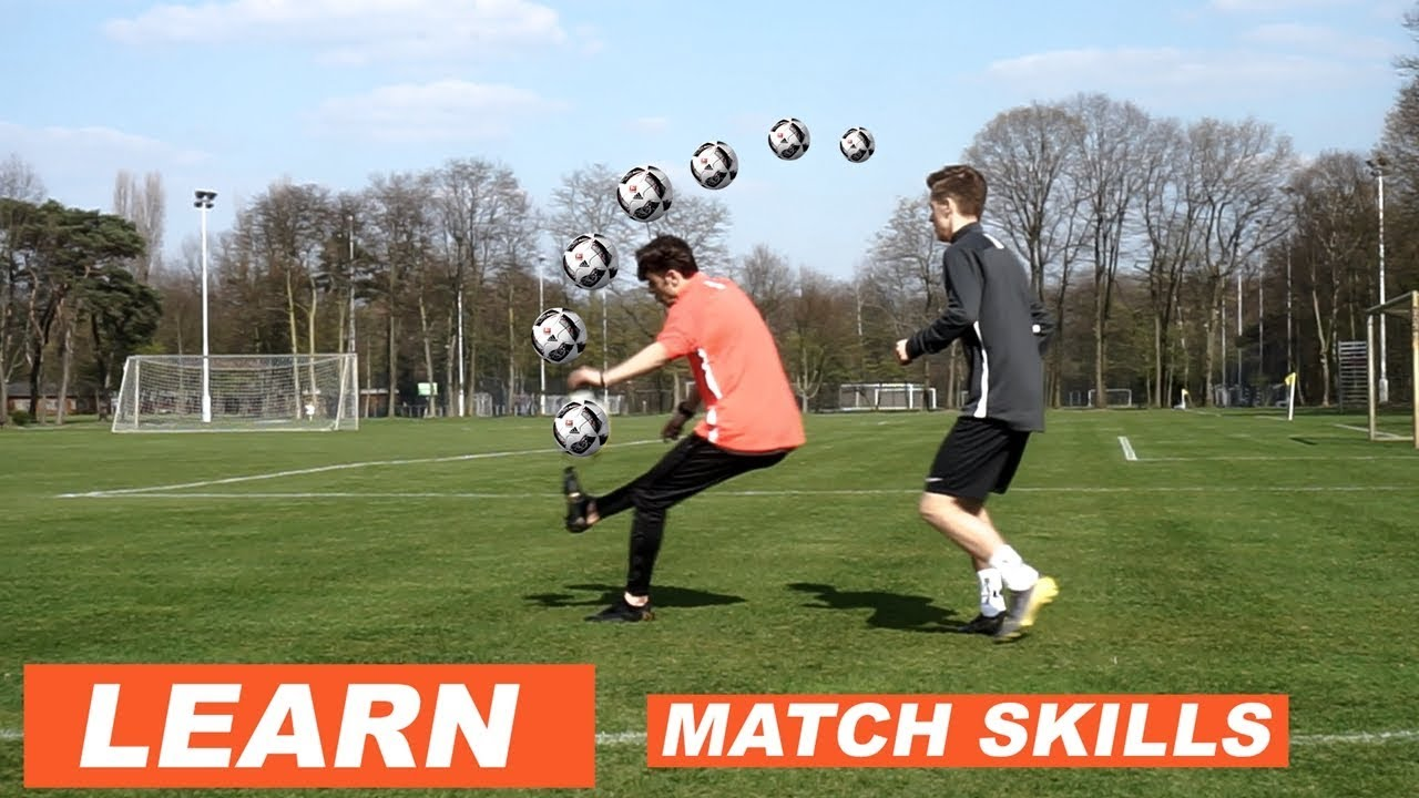 bdaf865ef32 5 Football Skills you can use in a Match - YouSkill x DeinSportsfreund.de