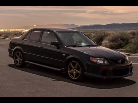2003 mazdaspeed protege one take youtube. Black Bedroom Furniture Sets. Home Design Ideas