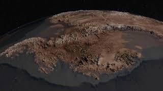 Flash Frozen Bodies found in Antarctica