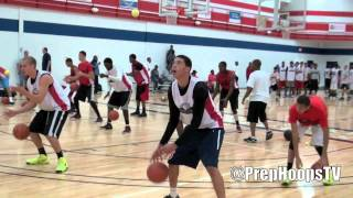 Trevor Manuel 2015 Lansing Sexton at the Inside Prep Sports Fall Showcase
