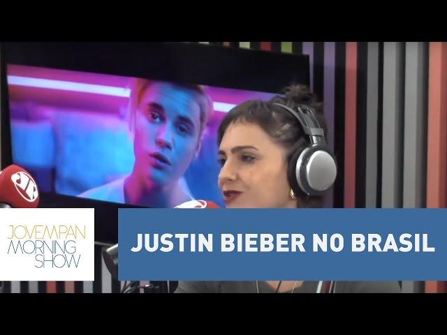 Justin Bieber confirma shows em São Paulo e no Rio de Janeiro; saiba informações de ingressos