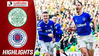 Celtic 1-2 Rangers | Katić Header Gives 'Gers Win in Old Firm Classic | Ladbrokes Premiership
