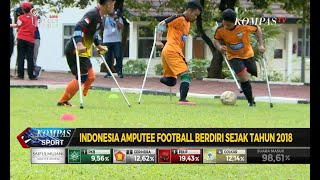 Download Video Indonesia Amputee Football Berdiri Sejak Tahun 2018 MP3 3GP MP4