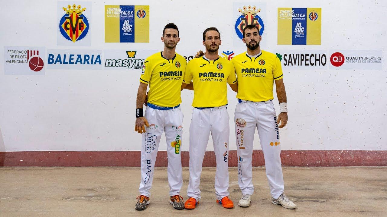 El Trofeo Villarreal CF corona a sus campeones
