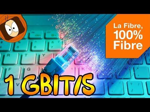[UNBOXING] LA FIBRE ORANGE 1GBIT/S ⚠️
