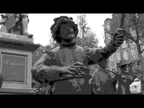Rembrandt - De Nachtwacht (RembrandtPlein)