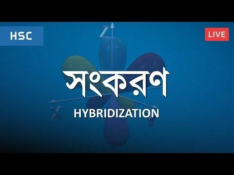 HSC Chemistry – Hybridization [HSC   Admission]
