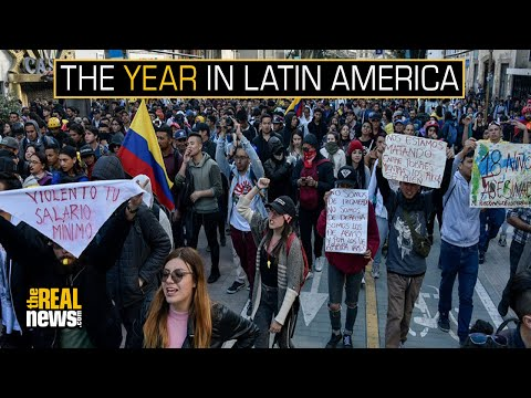 The Year in Latin America: The Right Continues to Advance, but so do Popular Movements
