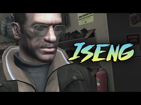 GTA 4 - ISENG !!