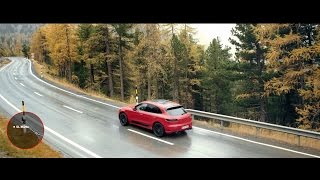 The most beautiful routes driven by Porsche – Road #1: Roadbook of the Bernina Pass