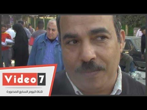 اليوم السابع : بالفيديو..مواطن للمسئولين: «مش عايزين جهاز الشرطة يرجع زى أيام مبارك»