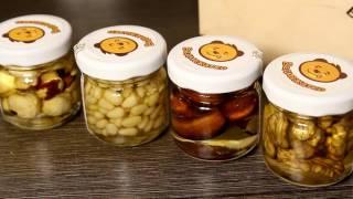 Подарочный набор мёда Ведмежатко