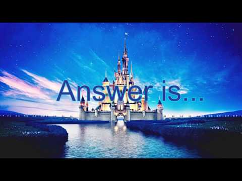 Guess That Disney Song