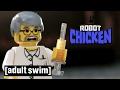 3 Lego Moments | Robot Chicken | Adult Swim