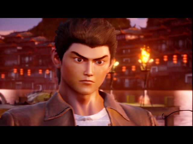 Shenmue III - Teaser PS4