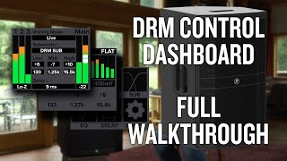 DRM Series - DRM Control Dashboard Guide