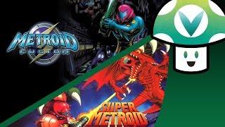 [Vinesauce] Vinny - Super Metroid & Metroid Fusion Compilation