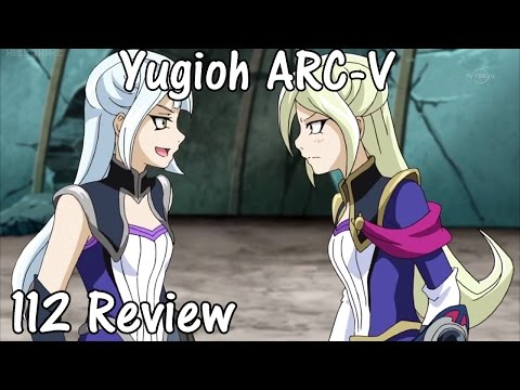 Yugioh Arc-V: Episode 112 Review! Grace Is Best Girl! (Toward a City Filled with Smiles)