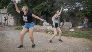 Popcaan - Rup Rup dancehall choreo by Vaiva