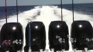 Nor-Tech 392 Super Fish 70+mph in ocean