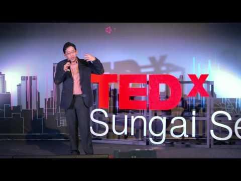 Traditional Craftsmanship in Malaysia | Eddin Khoo | TEDxSungaiSegget