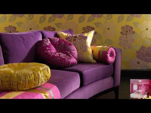Какой цвет для стен выбрать/Составные цвета/Дизайн интерьера/Психология