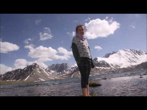 Pamir Mountains trek 2016