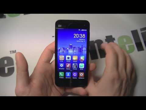 Xiaomi Mi2A SnapDragon S4 Pro обзор смартфона