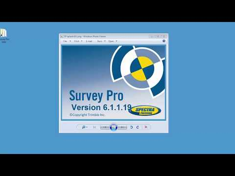 Survey Pro 6.1.1 Orientation