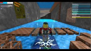 How to cheat on a raft place(roblox)