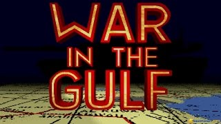 War in the Gulf gameplay (PC Game, 1993)