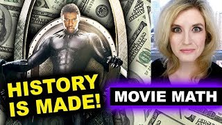 Black Panther Box Office Opening Weekend