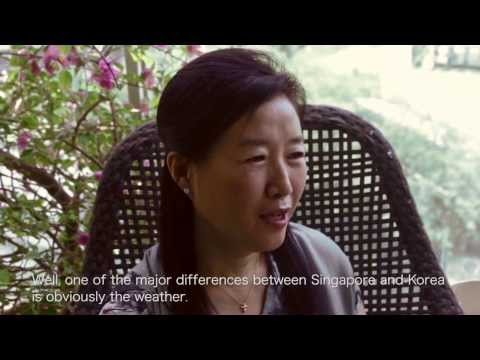 Home- A documentary on a Korean mother in Singapore.